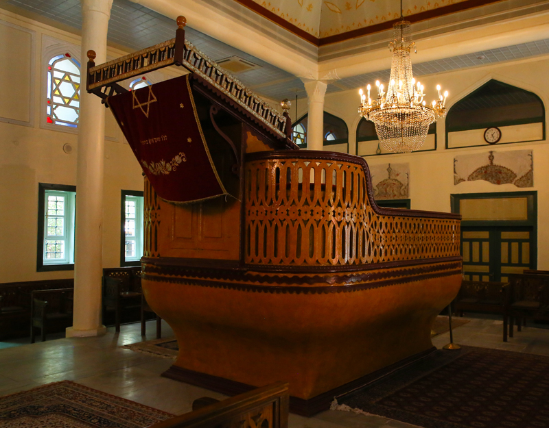 Bizans'tan Günümüze Türk Yahudileri ve Sinagogları
