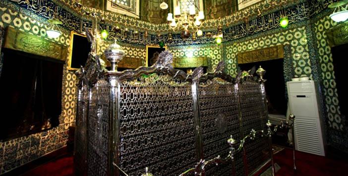 Eyüp Sultan, Pierre Loti ve Mezarlıkların Dili