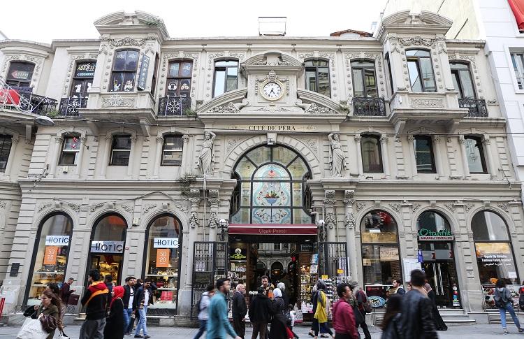 Ah Beyoğlu Vah Beyoğlu Turu<br> (Pera – Beyoğlu Gezisi)