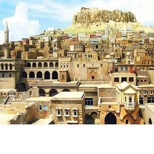 Butik Mardin ve Çevresi Turu