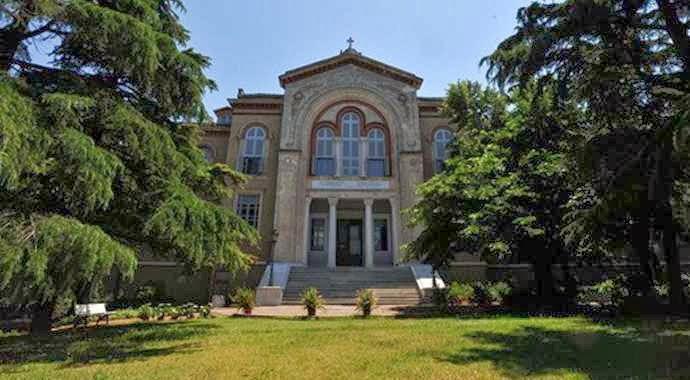 Halki'den Heybeli'ye bir Ada Hikayesi