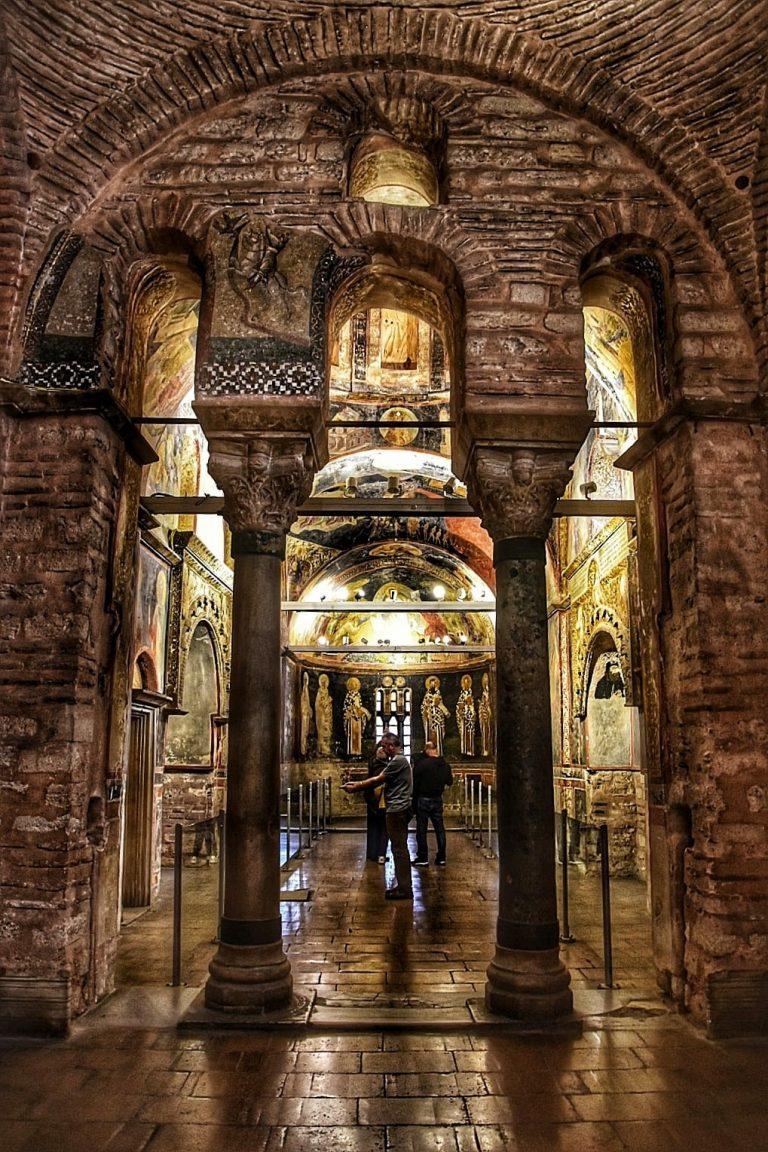 Şehrin Kırık Aynası Sulukule'den Lonca'ya Kariye'den Blaherna'ya
