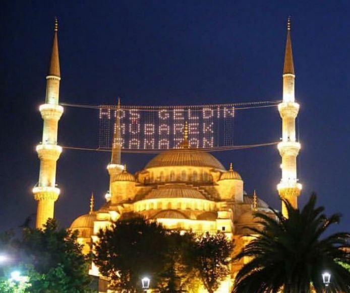 Süleymaniye'den Sultanahmet'e İstanbul'da Ramazan Turu