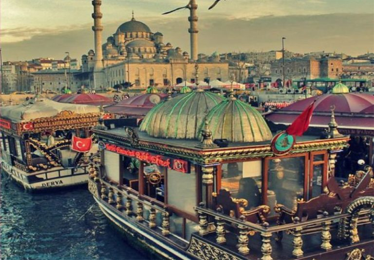 Hasköy – Eminönü – Haliç'in Kuzey Kıyıları