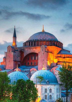 Tarihin Aynası: Topkapı Sarayı,Harem ve Ayasofya