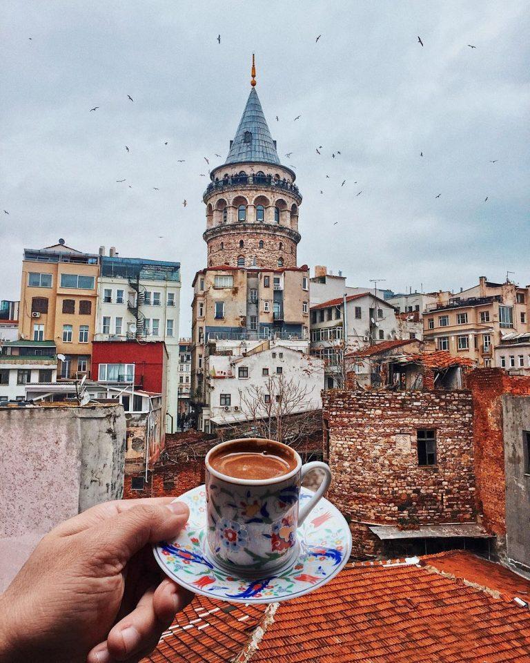 Muhteşem İnstagram Fotoğrafları ile İstanbul'da Lezzet ve Kültür Turu