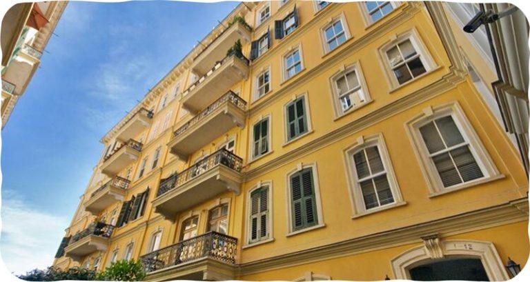 İstanbul Apartmanları Turu