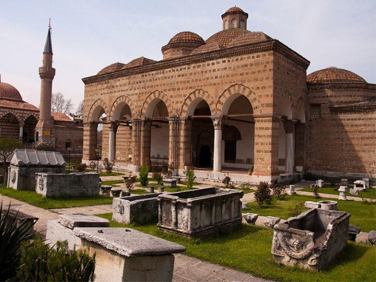 Konsillerin ve Çinilerin İzinde İznik- Nicea